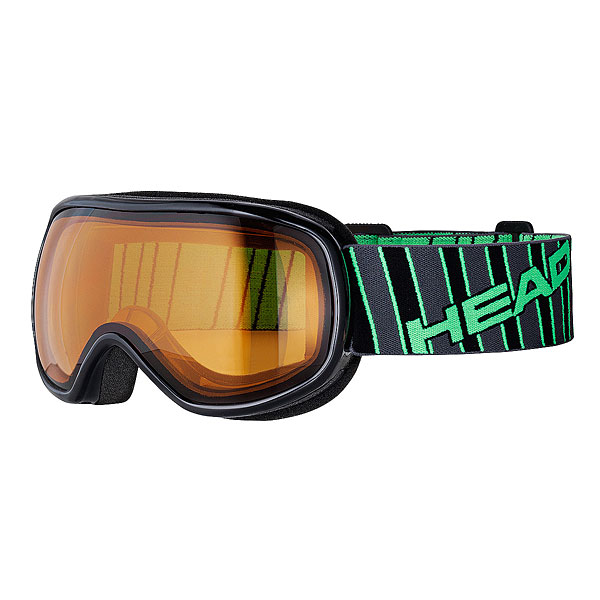 Маска для сноуборда Shred Black/Green Ninja Junior
