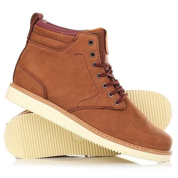 Ботинки зимние DC Mason Lx TobaccoМужские ботинки Mason LX из кожи высокого качества из коллекции DC.Технические характеристики: Верх из кожи высокого качества.Премиальная подкладка.Шнуровка с металлическими люверсами.Стелька OrthoLite®.Прочная подошва Vibram.<br><br>Цвет: коричневый<br>Тип: Ботинки зимние<br>Возраст: Взрослый<br>Пол: Мужской