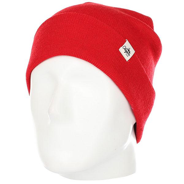 Шапка Oregon Camp Tyrell Red<br><br>Цвет: красный<br>Тип: Шапка<br>Возраст: Взрослый<br>Пол: Мужской