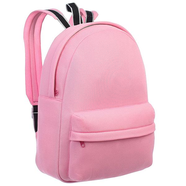 Рюкзак городской женский Extra B339 PinkПрактичный городской рюкзак для стильных леди.Характеристики:Выполнен из нейлоновой ткани. Большое основное отделение. Вместительный накладной карман снаружи. Мягкая спинка.Плечевые лямки с фиксируемыми ремнями. Логотип производителя.<br><br>Цвет: розовый<br>Тип: Рюкзак городской<br>Возраст: Взрослый<br>Пол: Женский