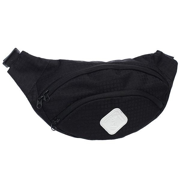 Сумка поясная S.G.M. B-355 Black RipstopУдобная поясная сумка для мелочей, которые необходимо носить с собой. Подойдет для ежеденевных городских прогулок или путешествий.Характеристики:Регулируемый ремешок с карабином.Вместительное отделение на молнии. Карманы на молнии.<br><br>Цвет: черный<br>Тип: Сумка поясная<br>Возраст: Взрослый<br>Пол: Мужской
