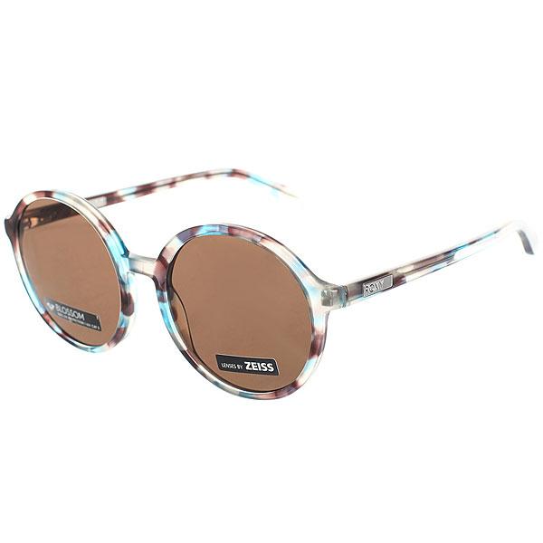 Очки женские Roxy Blossom Shiny Tortoise Blue