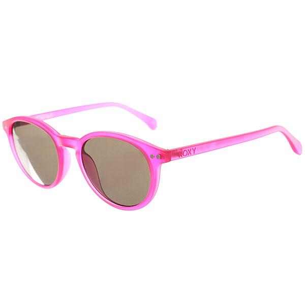 Очки женские Roxy Stefany Matte Crystal Pink roxy kids козырек защитный для мытья головы rbc 492 g зеленый от 6 месяцев до 3 лет