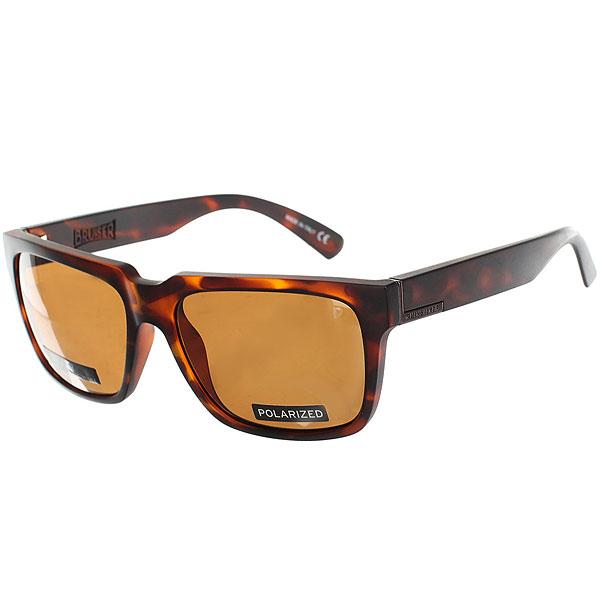 Очки Quiksilver Bruiser Matte Tortoise/BrownМужские солнцезащитные очки Bruiser с поляризованными линзами из новой коллекции Quiksilver.Технические характеристики: Прочная оправа из материала Grilamid.Ударопрочные линзы из поликарбоната.Покрытие линзы в 6 слоев.100% УФ-защита.Линза 3 категории для очень солнечной погоды.Поляризованные линзы для оптимальной видимости, ясности и контрастности.Сделано в Италии.Защитный чехол из EVA.Средний размер.<br><br>Цвет: коричневый<br>Тип: Очки<br>Возраст: Взрослый<br>Пол: Мужской