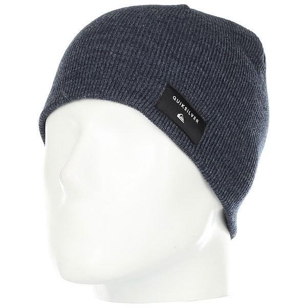 Шапка детская Quiksilver Cushyslouchyout Navy Blazer шапка носок детская quiksilver preference black