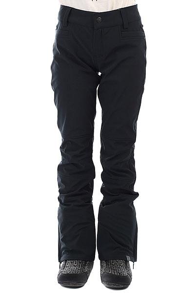 Штаны сноубордические женские Roxy Creek True Black ботинки зимние женские wrangler creek fur black