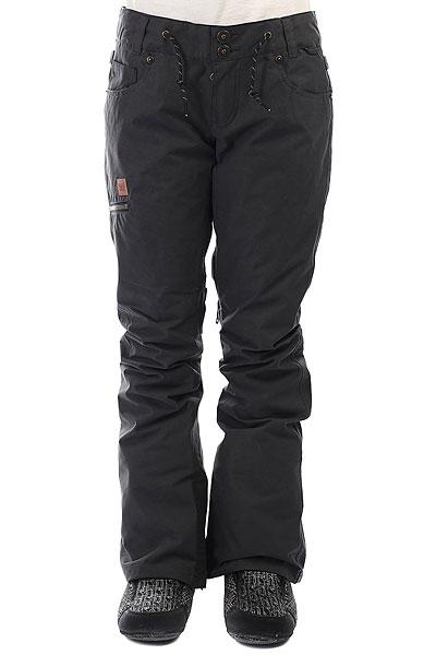 Штаны сноубордические женские DC Viva Pant Black штаны сноубордические женские oakley new karing pant purple shade