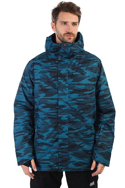 Купить со скидкой Куртка утепленная Rip Curl Legacy Ink Blue