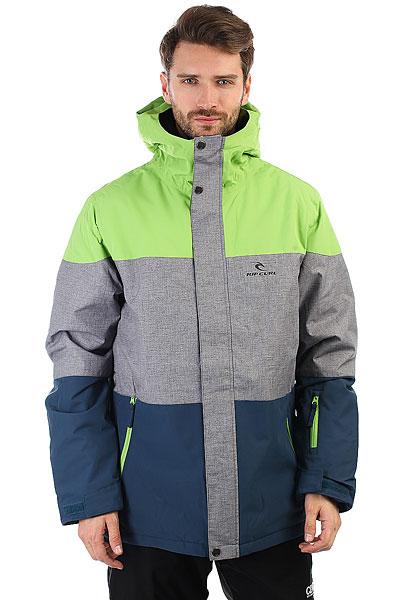 Куртка утепленная Rip Curl Enigma Ptd GreeneryУниверсальная куртка для города и склона. Мембрана, утеплитель и удобные карманы для необходимых вещей.Технические характеристики: Прочный полиэстер OXFORD.Подкладка из нейлона.Критические швы проклеены.Утеплитель 100/80 гр.Регулируемый капюшон.Молнии YKK.Карманы для рук, карман для скипасса, медиакарман и карман для маски.Вентиляционные молнии с подкладкой из сетки.Внутренние манжеты из лайкры.Фиксированная снежная юбка.Застежка на молнию с ветрозащитным клапаном.<br><br>Цвет: серый,зеленый,синий<br>Тип: Куртка утепленная<br>Возраст: Взрослый<br>Пол: Мужской