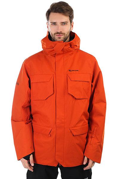 Куртка утепленная Rip Curl Powpow Search 2l Rooibos Tea куртка горнолыжная rip curl rip curl ri027ewnyu64