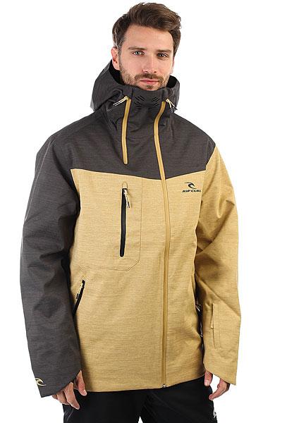 Куртка утепленная Rip Curl Core Gum Prairie Sand штаны сноубордические rip curl core gum orange