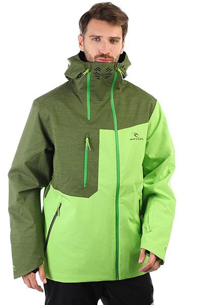 Куртка утепленная Rip Curl Core Gum Greenery штаны сноубордические rip curl core gum orange