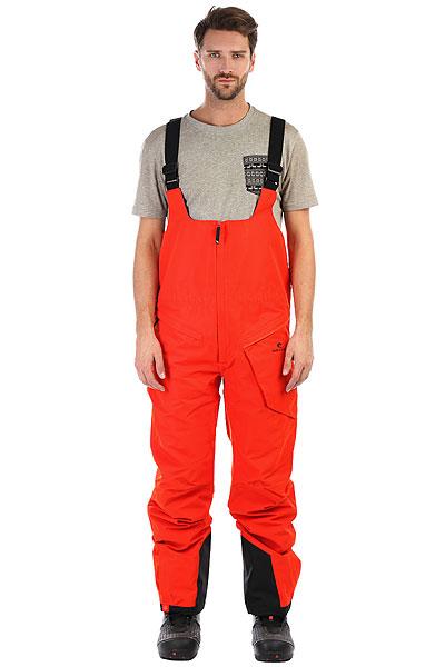 Комбинезон сноубордический Rip Curl Pro Gum 2.5l Bib Orange брюки горнолыжные rip curl rip curl ri027emzlc67