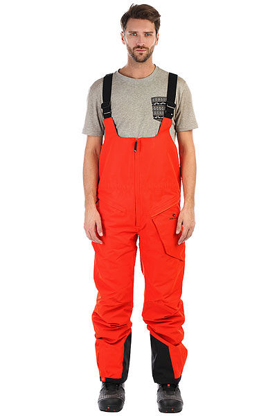 Комбинезон сноубордический Rip Curl Pro Gum 2.5l Bib Orange брюки сноубордические rip curl штаны qanik fancy pt