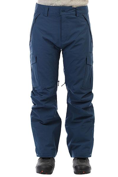 Штаны сноубордические Rip Curl Focker Insignia Blue штаны сноубордические rip curl focker orange