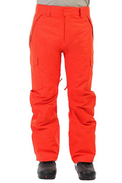 Штаны сноубордические Rip Curl Focker Orange брюки сноубордические rip curl штаны qanik fancy pt