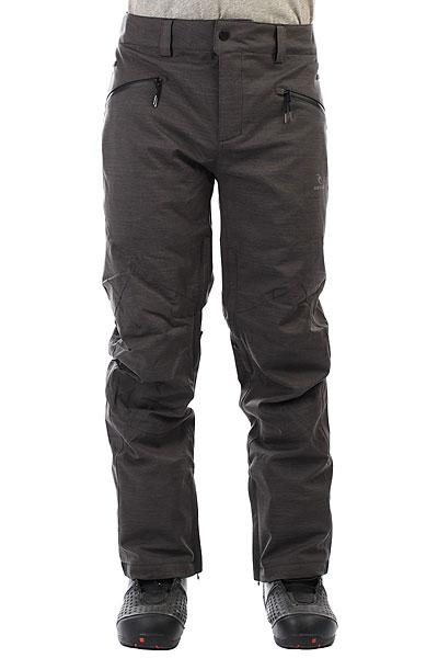 Штаны сноубордические Rip Curl Core Gum Jet Black штаны прямые женские rip curl baleare pant polignac purple