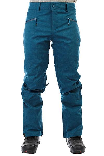 Штаны сноубордические Rip Curl Core Gum Ink Blue штаны прямые женские rip curl baleare pant polignac purple