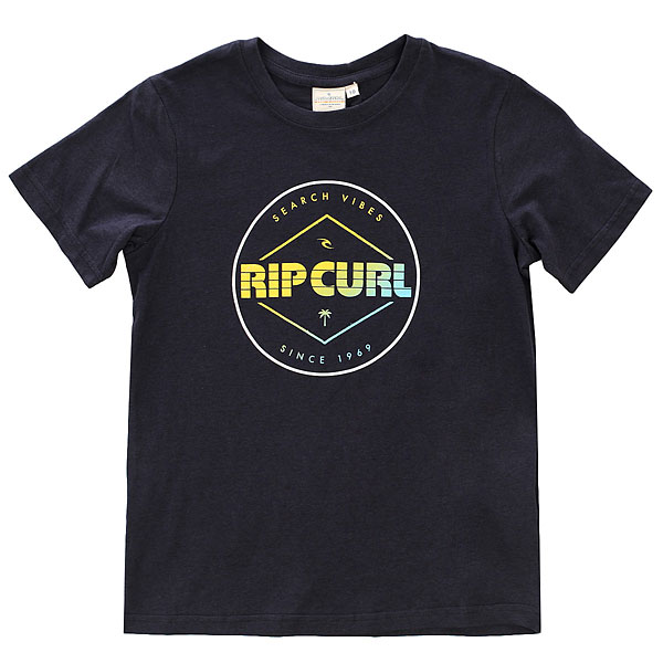Футболка детская Rip Curl Round Ss Night Sky Marle толстовка свитшот rip curl beat fleece night sky