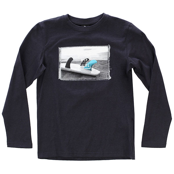 Лонгслив детский Rip Curl Board Ls Night Sky Marle толстовка свитшот rip curl beat fleece night sky
