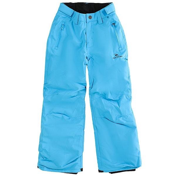 Штаны сноубордические детские Rip Curl Base Jr Mediterranean Blue брюки сноубордические rip curl штаны qanik fancy pt