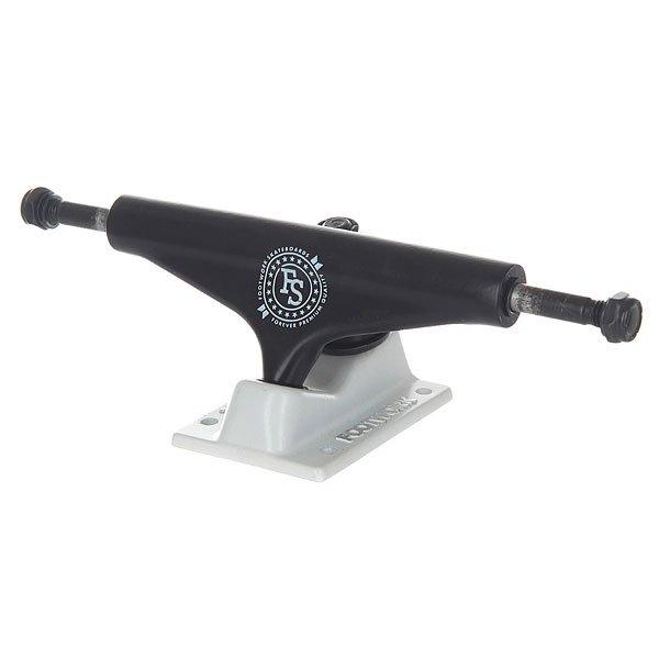 Подвески для скейтборда для скейтборда 2шт. Footwork Icon White 5.25 (20.3 см)Каждый год компания Footwork улучшает и модернезирует свои подвески, добавляя изменения в конструкцию, используя различные дизайны и цвета. В этом году главным новшеством стали улучшенные резинки!Характеристики:Размерная сетка подвесок: ширина деки 7.5-7.875 – ширина подвески 5 / ширина деки 7.875-8.125 – ширина подвески 5.25 / ширина деки 8.125-8.375 – ширина подвески 5.375.<br><br>Цвет: черный,белый<br>Тип: Подвески для скейтборда<br>Возраст: Взрослый<br>Пол: Мужской