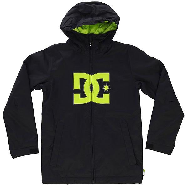 Куртка утепленная детская DC Story Black<br><br>Цвет: черный<br>Тип: Куртка утепленная<br>Возраст: Детский