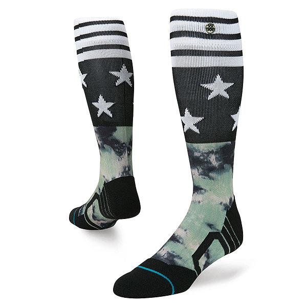Носки высокие Stance Snow Bravo Camo носки nike носки nike running dri fit cushion d