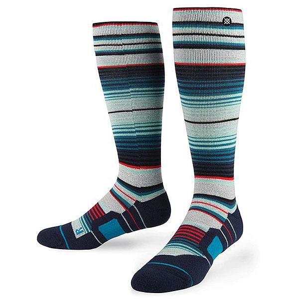 Носки высокие Stance Snow Inyo Grey Heather носки nike носки nike running dri fit cushion d
