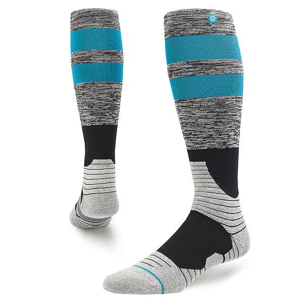 Носки высокие Stance Snow Stoney Ridge Blue носки nike носки nike running dri fit cushion d