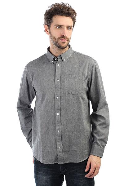 Рубашка Carhartt WIP Dalton Shirt Grey Heather<br><br>Цвет: серый<br>Тип: Рубашка<br>Возраст: Взрослый<br>Пол: Мужской