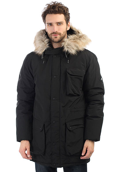 Куртка Penfield Lexington Jacket Black куртка парка penfield paxton long insulated snorkle jacket lichen