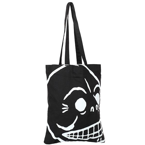 Сумка женская Cheap Monday Modern Tote Huge Skull Black