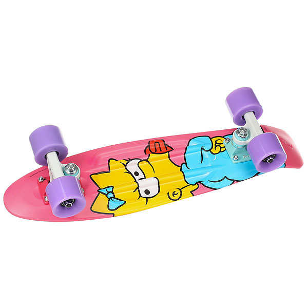 Скейт мини круизер Penny Simpsons 22 Ltd Maggie 6 x 22 (55.9 см) пенниборд