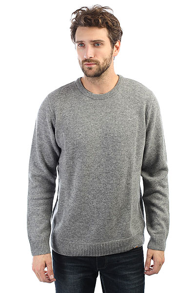 Свитер Carhartt WIP Allen Sweater Grey Heather футболка женская carhartt wip carrie yale ash heather