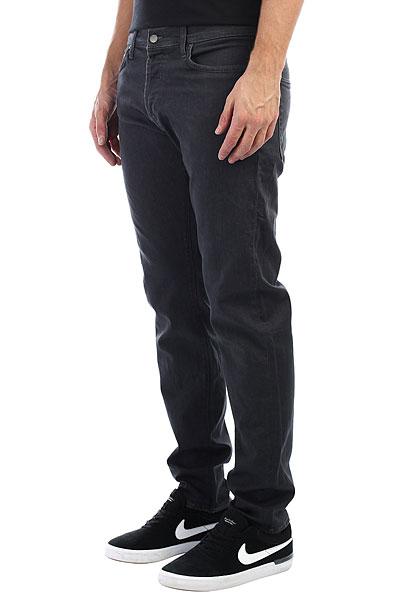 Джинсы прямые Carhartt WIP Klondike Pant Grey(rinsed) куртка carhartt wip i021118 hamilton brown tobacco rinsed