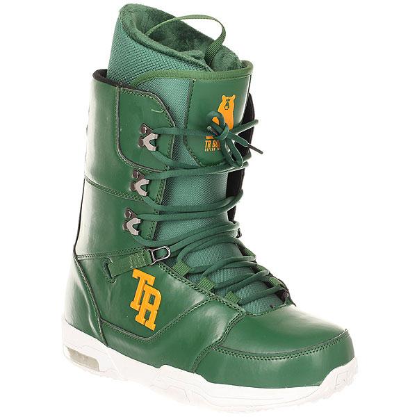 купить Ботинки для сноуборда Terror Snow Defender Green недорого