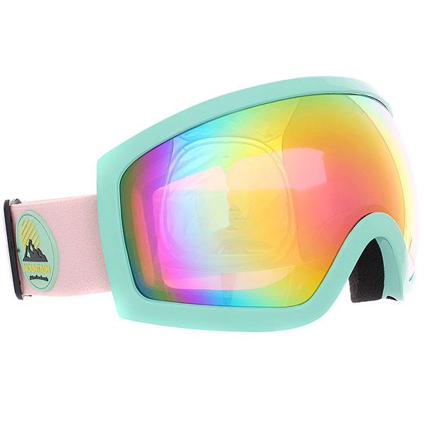 Маска для сноуборда Prime Compact Pink пленка на окна от ультрафиолета