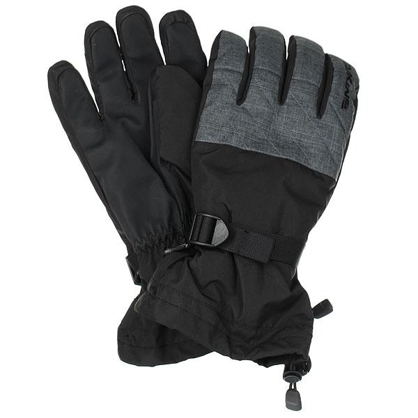 Перчатки сноубордические Dakine Talon Glove Carbon перчатки сноубордические женские dakine rouge glove lagoon