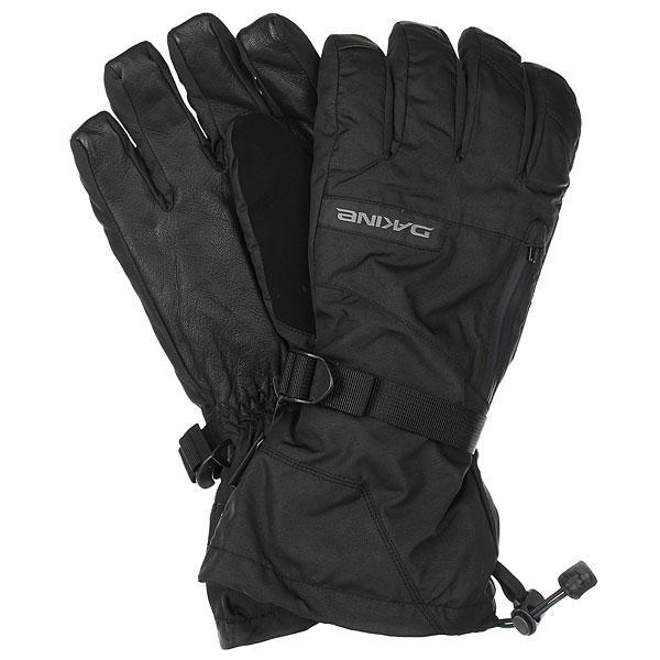 Перчатки сноубордические Dakine Leather Titan Glove BlackЖенские перчатки Dakine Camino обеспечат Ваши руки отличной долей тепла и гарантированно защитят от ветра и влаги при любых погодных условиях. Функцию сохранения тепла выполняет синтетический утеплитель High Loft в количестве 110 г / 350 г, а также возможность использования термо-вставки. Влаго- и ветронепроницаемые свойства достигаются благодаря мембранному материалу DK Dry, а внутренняя флисовая перчатка позволит эффективно выводить лишнюю влагу, а при теплой погоде может использоваться независимо. Эргономичная форма с регулируемыми манжетами и зоной запястья дополняется удобной замшевой вставкой на большом пальце для протирания оптики.Характеристики:Водонепроницаемый материал DK Dry.Синтетический утеплитель High Loft 110 г / 350 г. Подкладка из трикотажной ткани 150 г. Регулируемые манжеты. Регулируемая зона запястья. Замшевая вставка на большом пальце для протирания оптики. Внутренний карман для термо-вставки.Внутренняя флисовая перчатка 280 г, материал отлично тянется во все стороны и совместим с сенсорными экранами. Ладонь из натуральной износостойкой кожи с нанесением водоотталкивающей пропитки. Материал верха: нейлон и полиэстер, обработанные водоотталкивающей пропиткой DWR.<br><br>Цвет: черный<br>Тип: Перчатки сноубордические<br>Возраст: Взрослый<br>Пол: Мужской