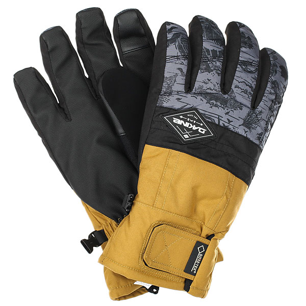 Перчатки сноубордические Dakine Bronco Glove Watts перчатки сноубордические dakine crossfire glove watts