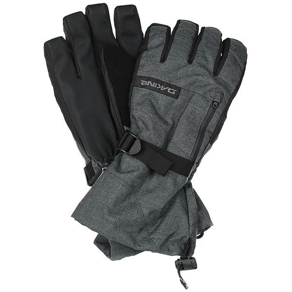 Перчатки сноубордические Dakine Titan Glove Carbon перчатки сноубордические dakine scout glove rasta