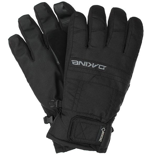 Перчатки сноубордические Dakine Bronco Glove BlackТехнологичныесноубордические перчатки Dakine Bronco с дышащей мембраной GORE-TEX® и изностойкой ладонью из искусственной кожи. Синтетический утеплитель High Loft в сочетании с пропиткой DWR сохранит руки в полном комфорте. Специальная вставка на указательном пальце позволит работать с сенсорными экранами не снимая перчаток.Характеристики:Мембранный материал GORE-TEX®.Материал верха: нейлон и полиэстер, обработанные водоотталкивающей пропиткой DWR. Синтетический утеплитель High Loft 80 г. Подкладка из флиса 230г. Ладонь из прочной искусственной кожи. Регулируемые манжеты на молнии. Замшевая вставка на большом пальце. Совместимость с сенсорными экранами.<br><br>Цвет: черный<br>Тип: Перчатки сноубордические<br>Возраст: Взрослый<br>Пол: Мужской