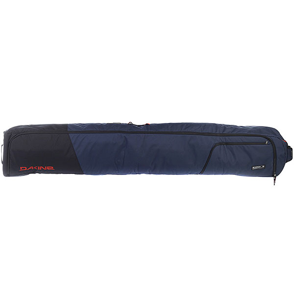 Чехол для лыж Dakine Fall Line Ski Roller Bag Dark Navy