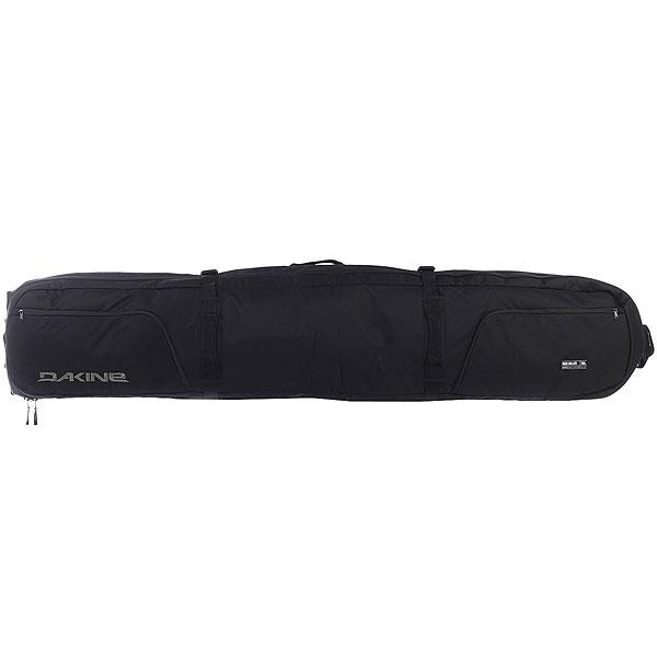 Чехол для сноуборда Dakine High Roller Snowboard Bag Black сумка dakine boot bag 30l black