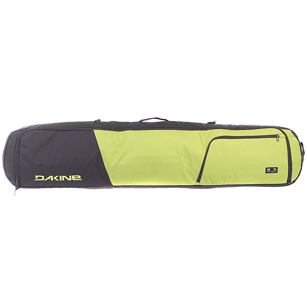 Чехол для сноуборда Dakine Tour Snowboard Bag Dark Citron dakine dakine tour bag 175cm
