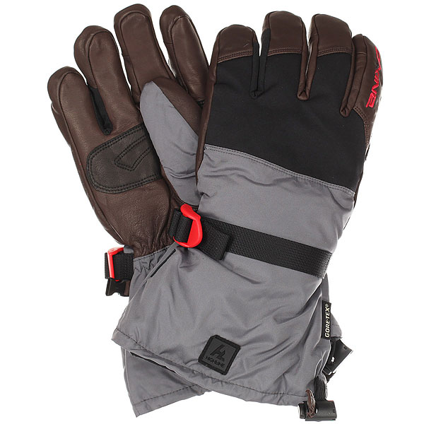 Перчатки Dakine Rover Glove Charcoal viking love gore tex