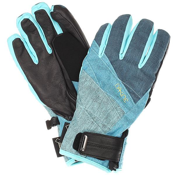 Перчатки женские Dakine Comet Glove Sapphire перчатки dakine navigator glove rust