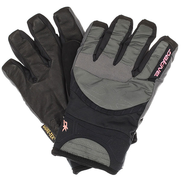 Перчатки женские Dakine Comet Glove Chacoral/Black перчатки dakine navigator glove rust