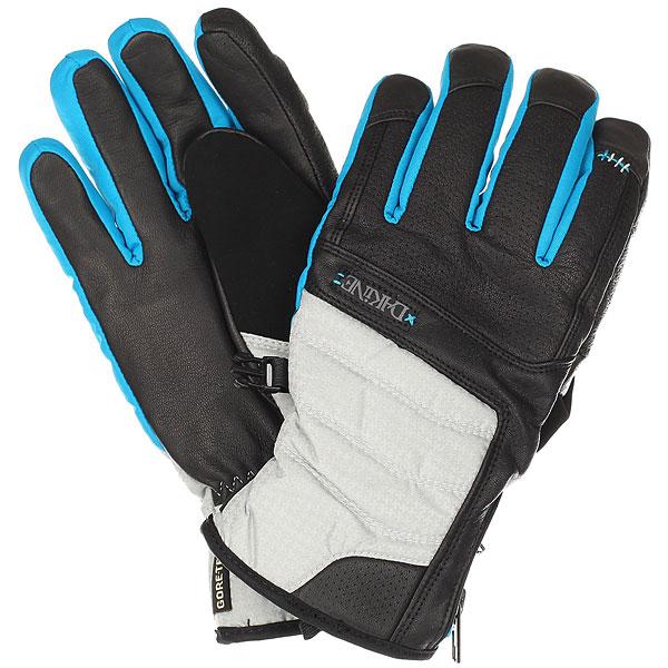 Перчатки женские Dakine Targa Glove Silver Houndstooth перчатки сноубордические dakine scout glove rasta